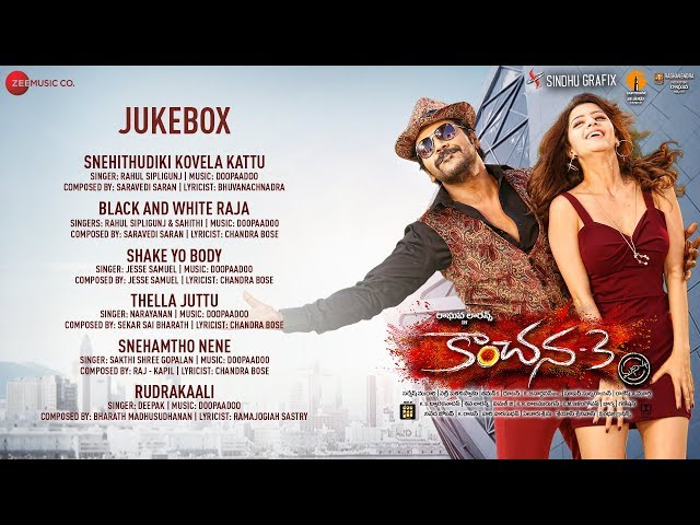 Kanchana 3 - Full Movie Audio Jukebox