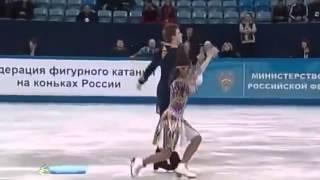 Смотреть онлайн Узбекский танец на льду Ильиных и Кацалапова