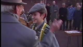 Late TV: Onthulling grenssteen Landricuskerk (1986)