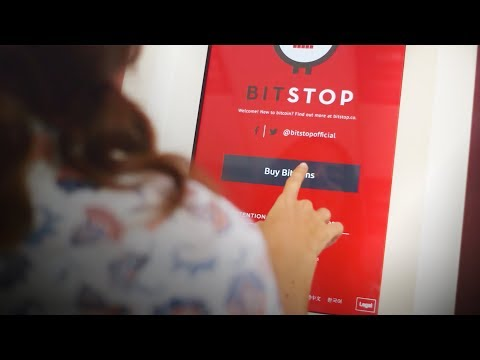 Buy Bitcoin with Bitstop