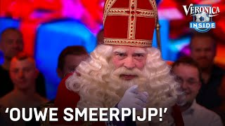 Sinterklaas terug bij Veronica Inside: 'Ouwe smeerpijp! | VERONICA INSIDE