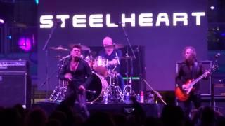 20161003 Steelheart - Everybody loves  Eileen (Monsters of Rock cruise)