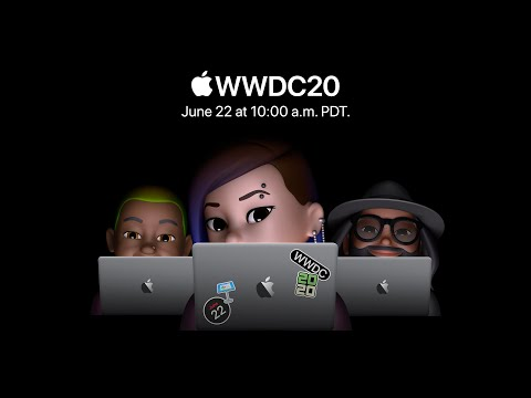 , title : 'WWDC 2020 Special Event Keynote —  Apple