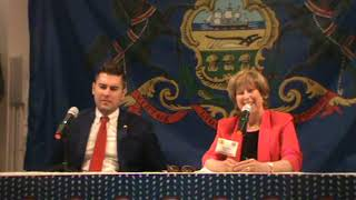 May 3, 2018 General Meeting – Candidate Forum Featuring Dean Browning and Cindy Miller – Part 2