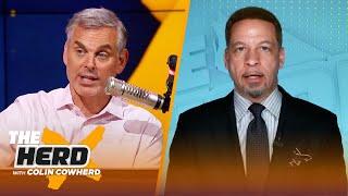 Chris Broussard talks offseason frenzy on Dame's future, Lakers' plans, Bucks I NBA I THE HERD