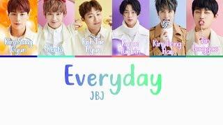 JBJ - Everyday 매일 (Lyrics) Color Coded/Rom - YouTube