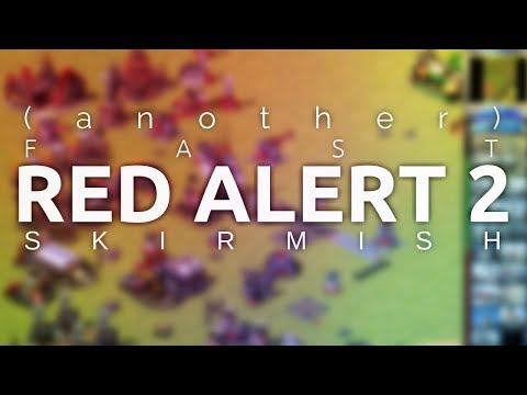 Red Alert 2 — (another) fast skirmish