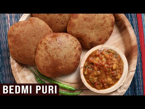 Bedmi Puri & Aloo Ki Sabji | MOTHER'S RECIPE | How To Make Bedmi Puri Aloo Sabji | Healthy Breakfast
