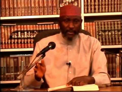 Sheikh Awwal Albany Zaria(Tafsir Ibnu Khaseer 1)