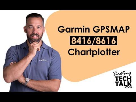 Intro - Garmin GPSMAP 8416/8616 Chartplotter