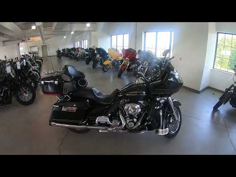 2011 Harley-Davidson Road Glide Ultra FLTRU