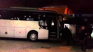 Как заводятся автобусы в России Краснодар