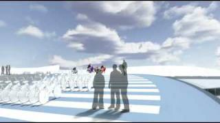 preview picture of video 'Shanghai_The Danish Expo 2010 Pavilion - BIG'
