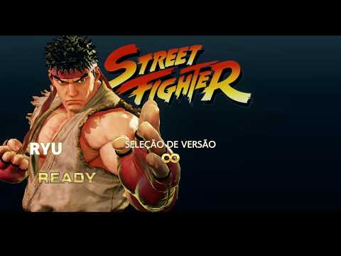 Street Fighter V Arcade Análise 1