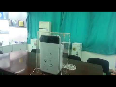 Ionizer Air Purifier