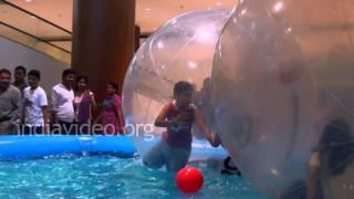 DB City - a shopping mall at Bhopal