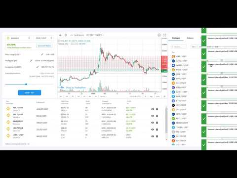 Bitsgap   Crypto trading bot   Turkish Translated altyazisi srt