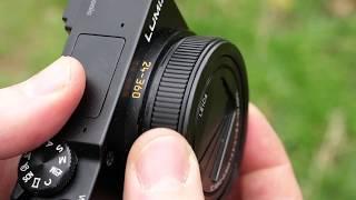 Panasonic ZS200 / TZ200 review | Kholo.pk