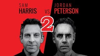 Sam Harris & Jordan Peterson - Vancouver - 2 (CC: Arabic & Spanish)