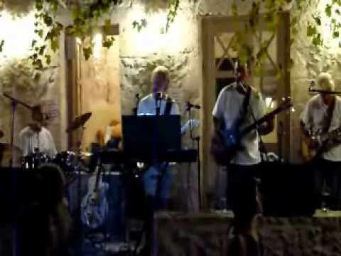 BacktraX- live at Elpis, Plaka, Crete