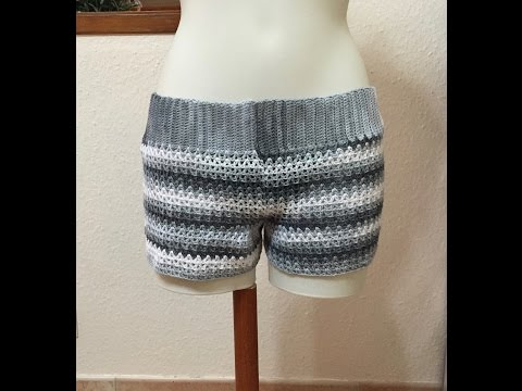 Tuto Short Au Crochet Undertale Crochet