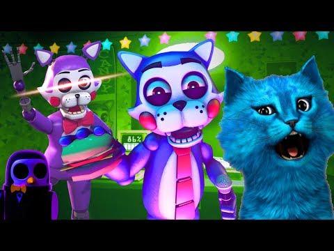 , title : 'FNAF КОТ ПРОТИВ КОТОВ АНИМАТРОНИКОВ FNAC КОНФЕТНЫЕ АНИМАТРОНИКИ Five Nights at Candy's Remastered'