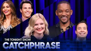 Tonight Show Catchphrase with Sofia Vergara, Will Smith and More