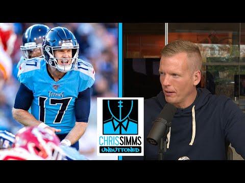 NFL Week 10 Game Review: Chiefs vs. Titans | Chris Simms Unbuttoned | NBC Sports