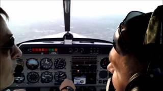 preview picture of video 'PPL - LFPZ - Paul Tissandier - HR200 - Nav+Déroutement (LFPT et Vernon)'