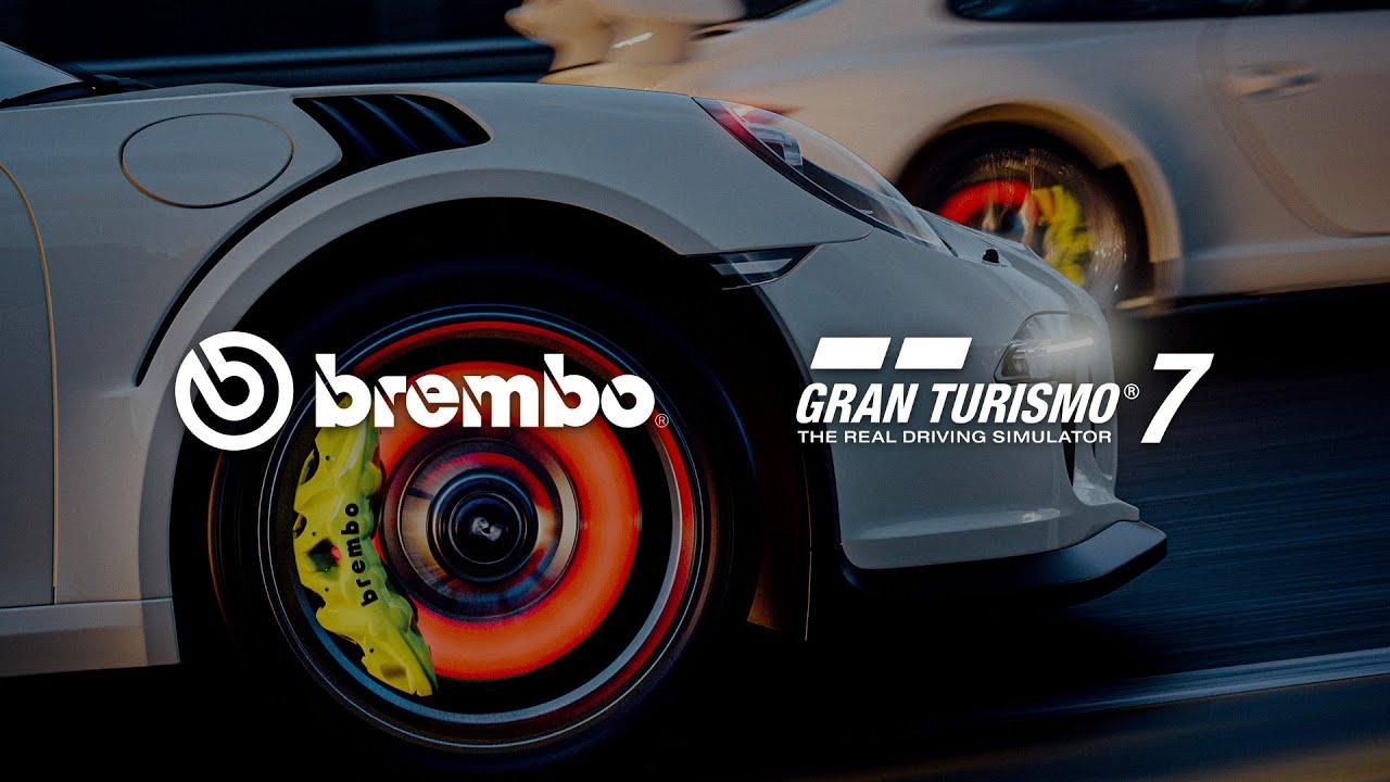 Brembo se convierte en nuevo socio técnico oficial de Gran Turismo 7