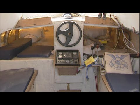 Inside a Submarine That Transports Illegal Drugs