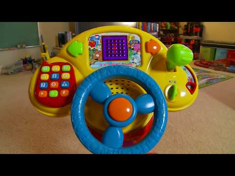 VTech 3-in-1 Smart Wheels Ride On Toy Full Demo