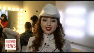Съемки дебютного клипа Сары Окс на сингл Dirty Minds
