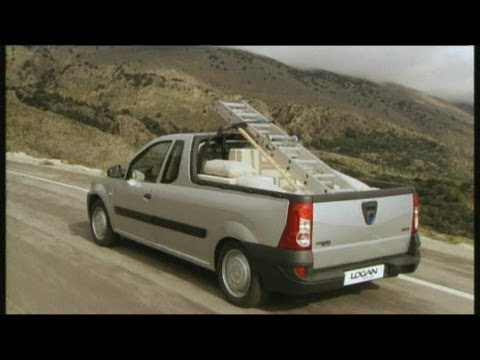 Dacia Logan Vehicle Review