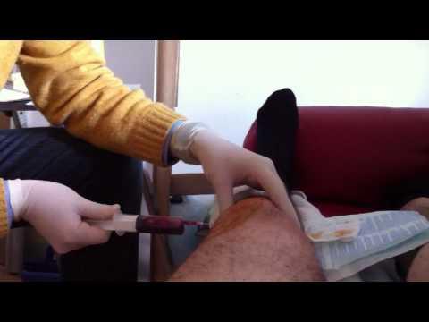 Supporto per il ginocchio