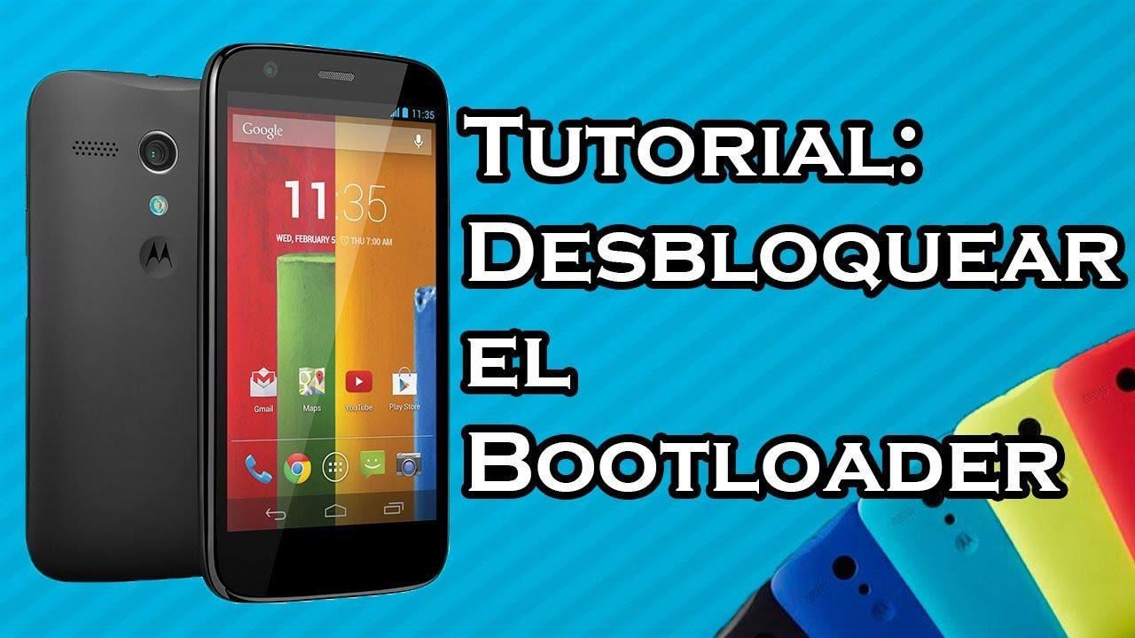 Descargar VideoTutorial | Desbloquear Bootloader Motorola Moto G/X En español HD para Celular  #Android