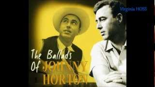 """Sleepy Eyed John""... Johnny Horton - 1961.wmv"