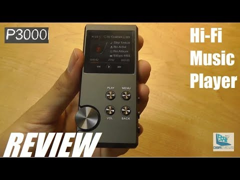 REVIEW: Bassplay P3000 Hi-Fi Lossless MP3 Player (DAC)