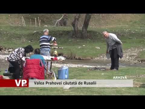 Valea Prahovei căutată de Rusalii