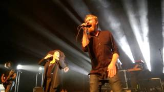 "Arsenal ""Black mountain (beautiful love)"" live Festival des libertés 2015"