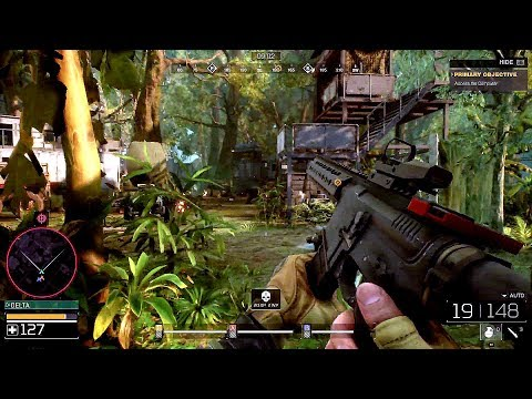 Predator Hunting Grounds Trailer