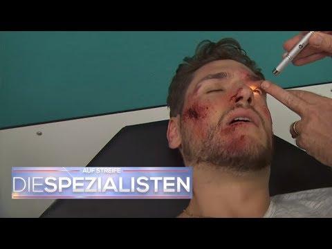 Hüftoperation wie der Betrieb erfolgt
