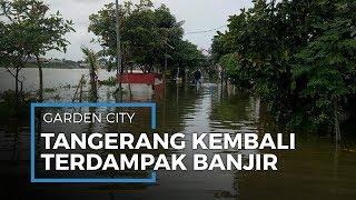 Seorang Ketua RW di Garden City Tangerang Mengakui Banjir Kali Ini Paling Parah