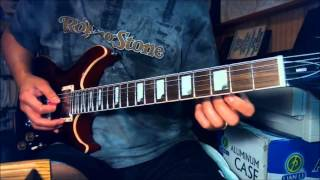 Def Leppard - Too Late for Love - Guitar Lesson (Full Song)