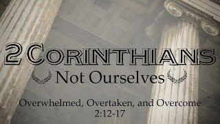 Overwhelmed, Overtake, & Overcome