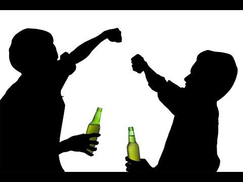 Течение алкогольного абстинентного синдрома