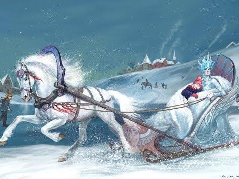 The Snow Queen. Снежная королева. Сказка Г.Х. Андерсена. # 222