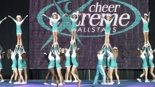 Cheer Extreme Jr X Raleigh Wins NCA!! Day 2 LG JR COED R5