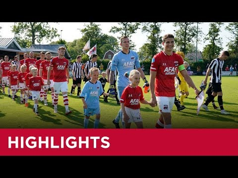 Highlights AZ - Eendracht Aalst | Oefenduel mp3 yukle - mp3.DINAMIK.az