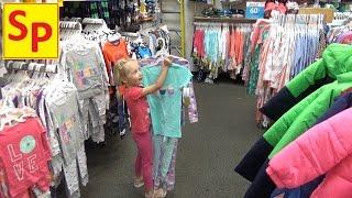 Детский шоппинг в Carter